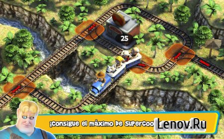 Tadeo Jones: Train Crisis Pro (обновлено v 1.3)