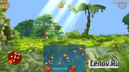 Rayman Jungle Run v 2.4.3 Мод (бесплатные покупки)