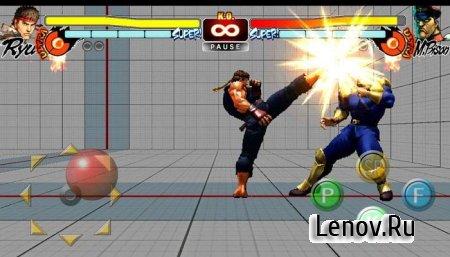 Street Fighter IV (обновлено v 4.0)