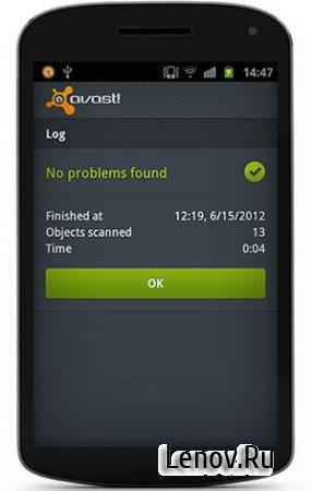 avast! Free Mobile Security на Android v 6.26.4 Premium