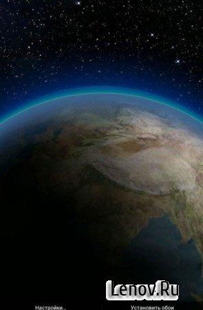 HD Earth live wallpaper 3 v 1.70