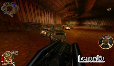 Steampunk Racing 3D v 1.2