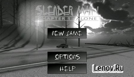 Slender Man! Chapter 1: Alone (обновлено v 7.04)