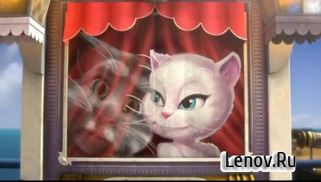 Talking Tom Cat 2 FULL v 5.3.10.26 Mod (много денег)