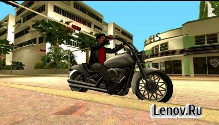 Grand Theft Auto: Vice City v 1.09 Мод (много денег)