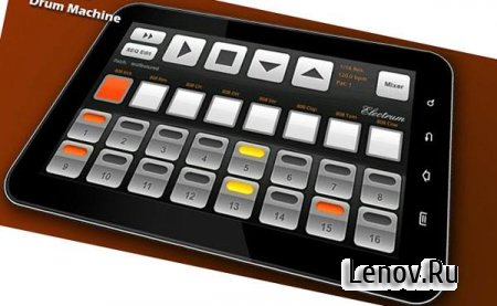 electrum drum machine sampler v 4 8 4 lenov. Black Bedroom Furniture Sets. Home Design Ideas