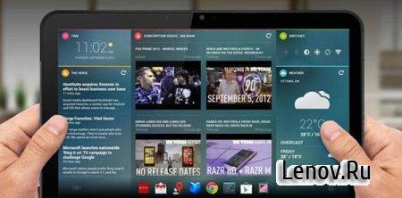 Chameleon Launcher for Tablets (обновлено v 2.0.5) - лаунчер для планшетов HD