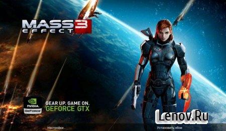 Mass Effect 3 Live Wallpaper от NVIDIA v 1.0