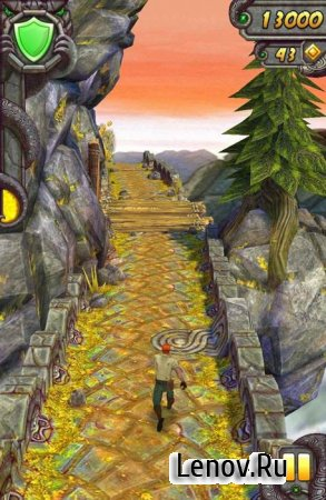 Temple Run 2 v 1.54.3 (Mod Money/Unlocked)