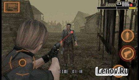 Resident Evil 4 v 1.2 Мод (много денег)