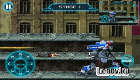 Metal Gun - Blood War v 1.24 (No Ads)