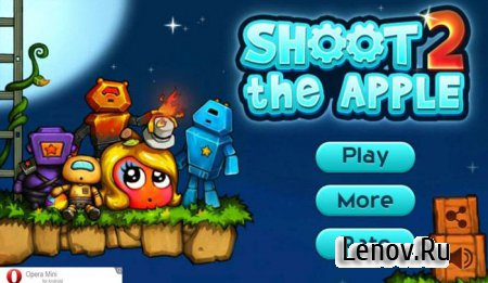 Shoot the apple 2 (обновлено v 1.1.7) + Мод