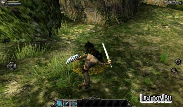 aralon sword and shadow hd русификатор