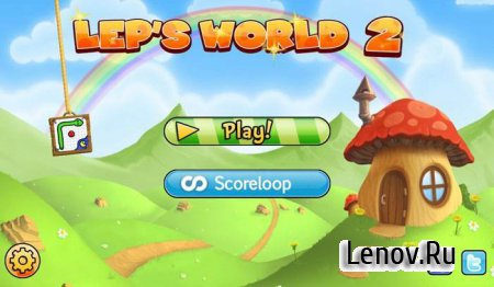 Lep's World 2 v 3.6 Mod (Free Shopping)