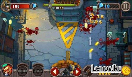 Zombie Evil (обновлено v 1.20) + Мод (Много денег и алмазов)