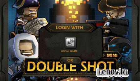 Call of Mini: Double Shot (обновлено v 1.21) Online + Мод (бесконечные кристалы и деньги)