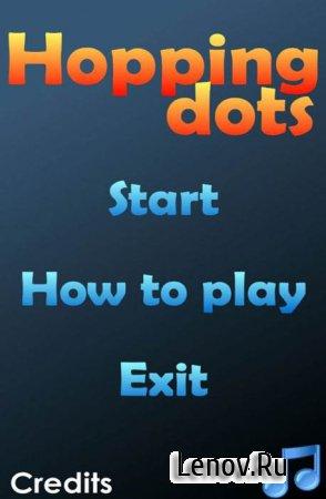 Hopping dots - головоломка v 1.1