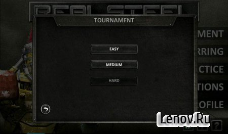 Real Steel HD v 1.44.17 Мод (все разблокировано)