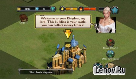 Crystal Throne (обновлено v 1.1.3) (Online)