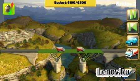 Bridge Constructor v 10.2 b1002434 Мод (Unlocked)