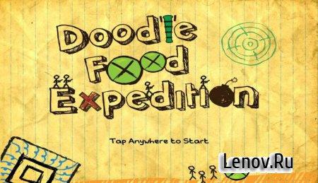 Doodle Food Expedition v 2.1.2 + Мод v 2.2