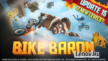 Bike Baron v 3.0 (4.3+jailbreak)