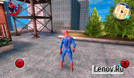 The Amazing Spider-Man (Новый Человек-Паук) v 1.2.3e Мод (много денег)