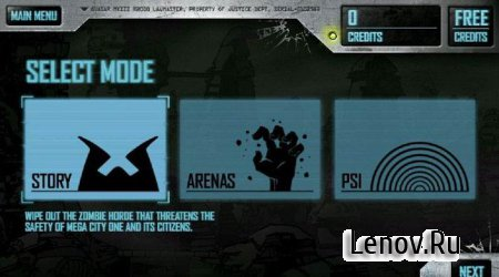 Judge Dredd vs. Zombies (обновлено v 1.8) Мод (бесконечные деньги)
