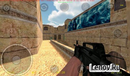 Counter strike portable (обновлено v 3.589) Mod (Unlimited Money)