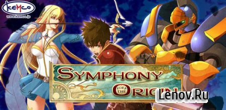 RPG Symphony of the Origin v 1.0.3g