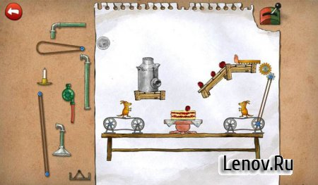 Pettson's Inventions 2 (обновлено v 1.011) + мод (все уровни разблокированы)