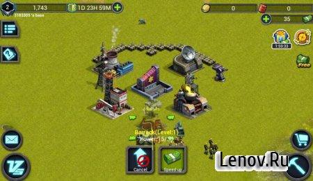 Battle Alert : War of Tank (обновлено v 4.7.40) (Online)