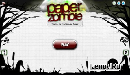 Paper Zombie v 2.3