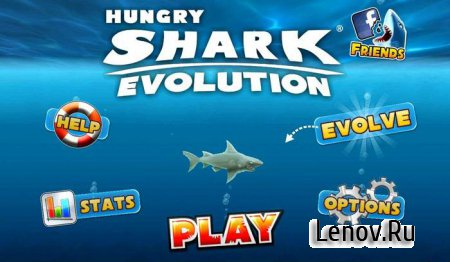 Hungry Shark Evolution v 7.0.0 Mod (Unlimited Coins/Gems)