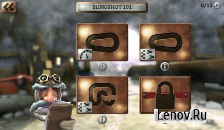 Slingshot Racing (обновлено v 1.3.3.4) + Мод (открыты все уровни)