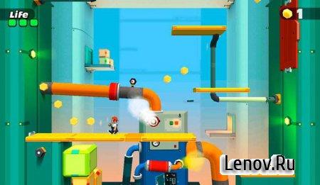 Лимонадная гонка - только вверх! (One Up - Lemonade Rush!) v 1.0.1