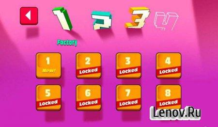 Лимонадная гонка - только вверх! (One Up - Lemonade Rush!) v 1.2.2 Мод (много денег)