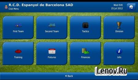Football Manager Handheld 2015 (обновлено v 6.3.1) (Full)