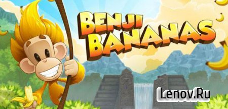 Benji Bananas v 1.37 Mod (Unlimited Bananas)