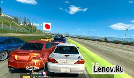Real Racing 3 v 8.7.0 Мод (много денег)