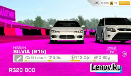 Real Racing 3 v 7.5.0 Мод (Unlock All)