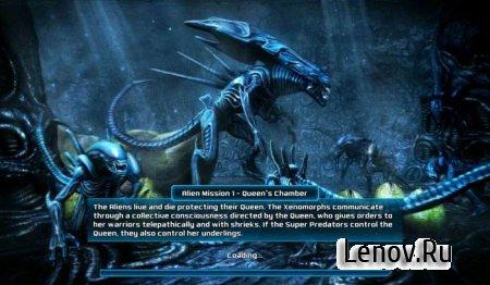 AVP: Evolution (Alien vs. Predator: Evolution) (обновлено v 2.1) (свободные покупки)