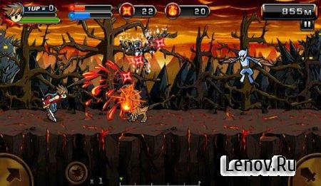 Дьявол Ninja2 (Миссия) (обновлено v 1.5.1) Мод (много патронов)