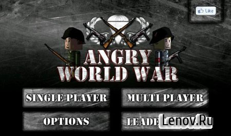 Angry World War 2 v 1.3