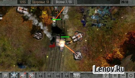Defense zone 2 HD v 1.7.13 Мод (много денег)