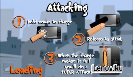 Angry Gran 2 (обновлено v 1.0.9) Мод (бесконечные деньги)