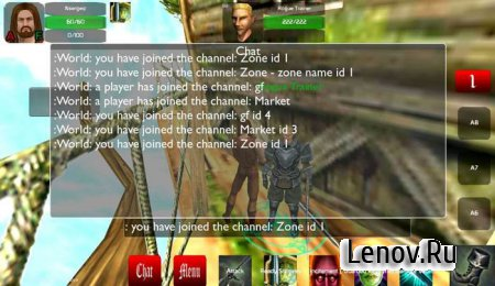 MIDGARD RISING 3D MMORPG (обновлено v 1.634)
