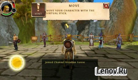 Order & Chaos Online (Войны хаоса и порядка онлайн) v 4.2.2d Mod (Unlimited Money/Gems)