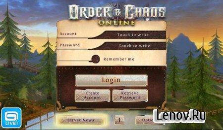 Order & Chaos Online (Войны хаоса и порядка онлайн) v 4.2.3a Mod (Unlimited Money/Gems)