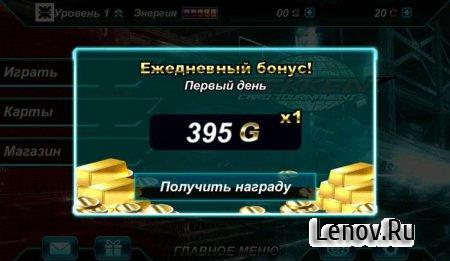 Tekken Card Tournament (обновлено v 3.422) Мод (бесконечное здоровье)